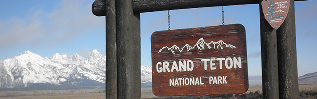 Grand Teton National Park is rich with extraordinary wildlife, pristine lakes, and alpine terrain.