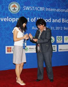 Hong Chen award